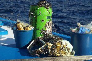 OCEANO MEERZEIT sammelt Müll aus dem Meer 3