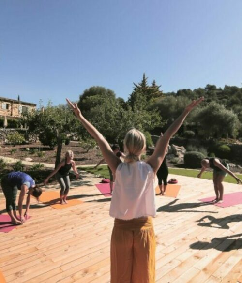 Yoga im Urlaub auf Mallorca