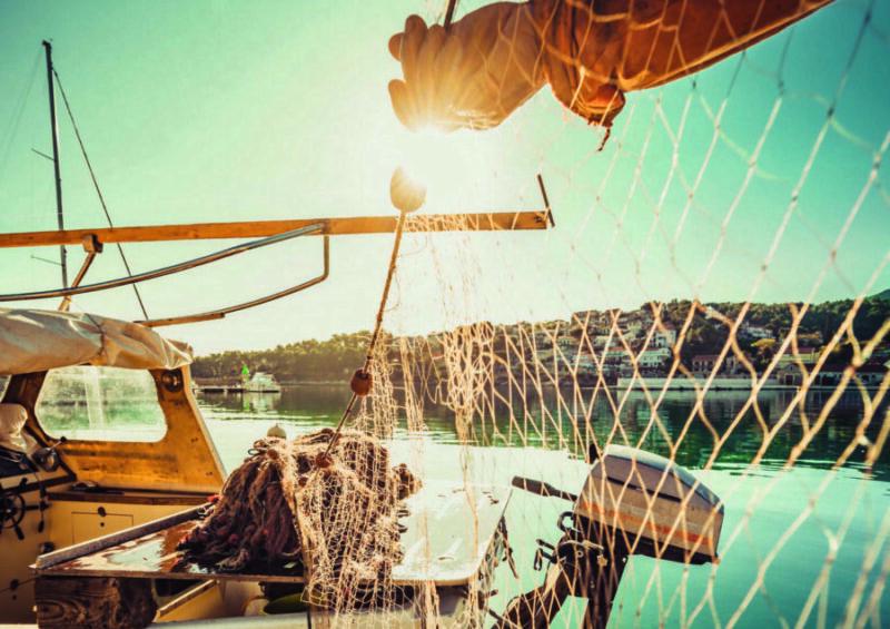 lokale Fischerei und Meeresschutz auf Reisen