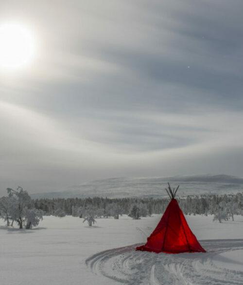 Polarlichtexpress nimmt Sie mit nach Lappland