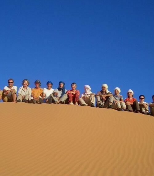 auf Abenteuer Reise in Libyen