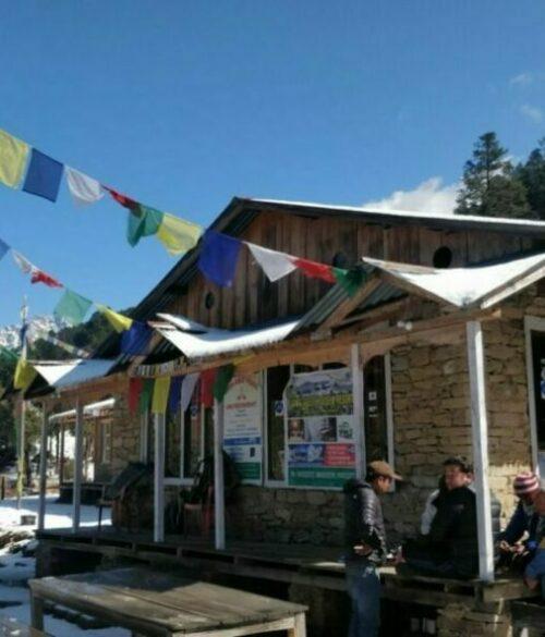 Climate Trek in Nepal