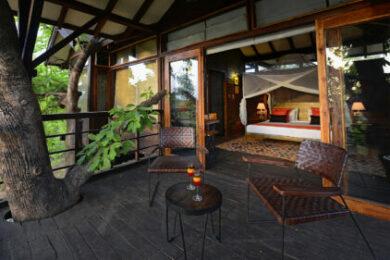 Baumhaus in Indien