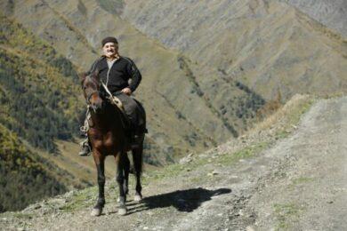 Wandererlebnis in Tuschetien