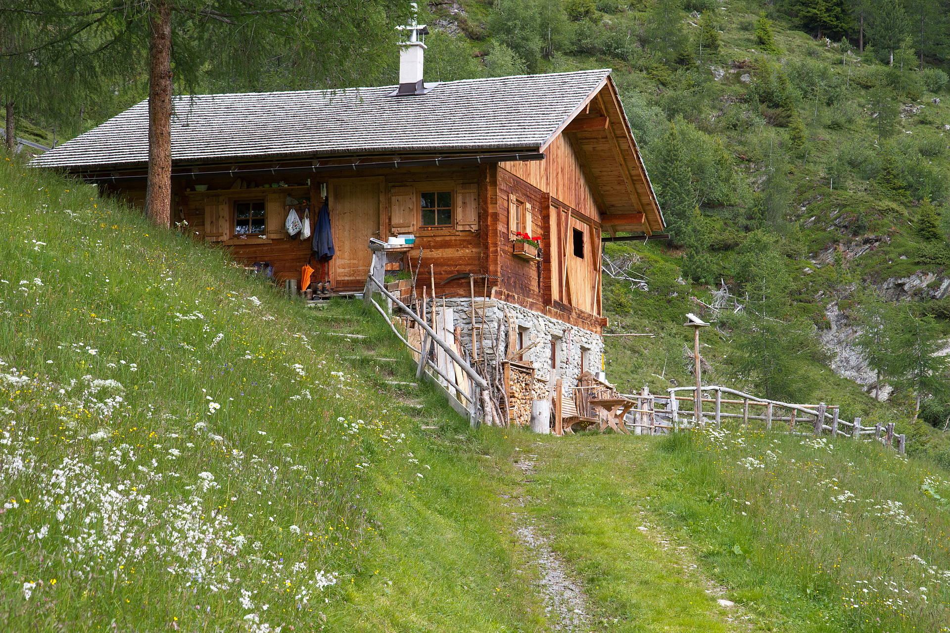 Ferienhäuser Und Wanderhütten Im Forum Anders Reisen